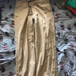Ralph Lauren cargo pants with drawstrings